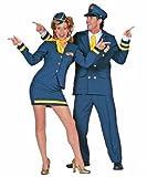 Wilbers Karneval 5092-56 - Pilot, Größe 56