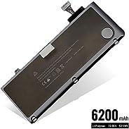 بطارية Hyundai 5800mAh A1322 A1278 لـ Apple MacBook Pro 13 بوصة (2009 2010 2011 إصدار 2012)، تناسب MB990CH/A M
