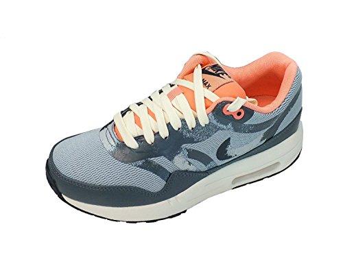 Nike WMNS AIR MAX 1 CMFT PRM TAPE grau 599895 446 Grau