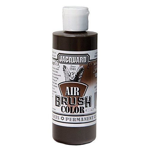 Jacquard Airbrush Paints, Transparent Brown by Jacquard