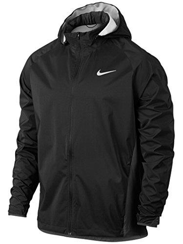 Nike M NK SHLD JKT HD ZONED - Giacca, Nero, M, Uomo