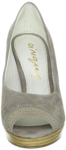 Cinque Shoes Dora 1072-452 Damen Pumps Grau (Taupe 360)