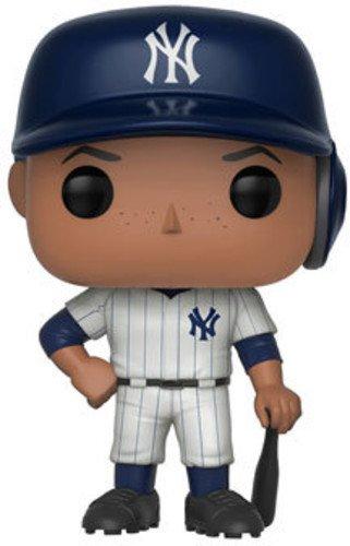 Funko-Major League Baseball Figure Aaron Judge Statue Sammelbar New York Toy Fair, 9cm, 30218