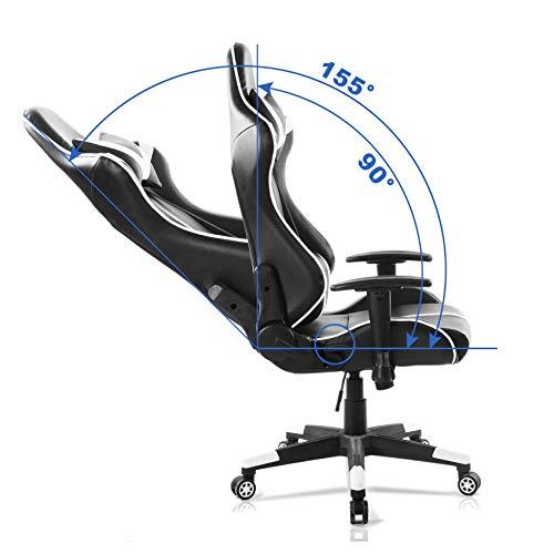 WOLTU® Racing Stuhl Gamingstuhl Bild 4*