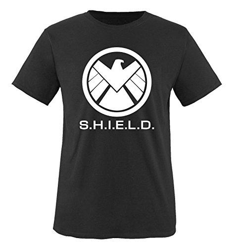 AGENTS OF S.H.I.E.L.D   LOGO   Herren T-Shirt   Comedy Shirts
