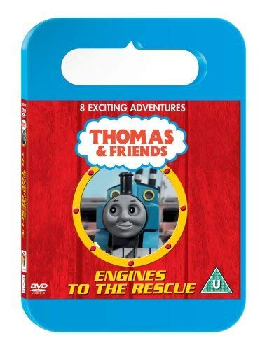 Carry Me - Thomas The Tank Engine - Engines To The Rescue