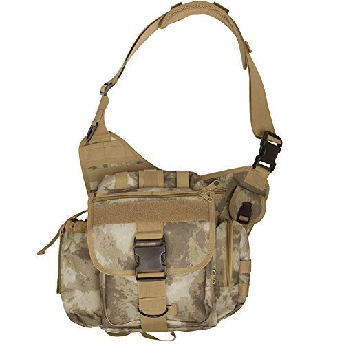 Tasche Single Strap Side Pack MIL-TACS AU (Tülle-oberseite)