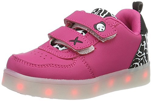 wize & opeLed-k07cam - Pantofole Unisex - Bambini , rosa (Pink (Pink Camo)), 32 EU