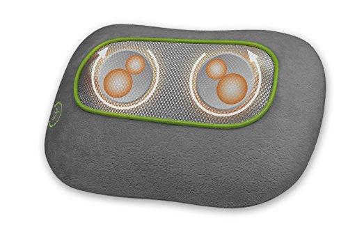 33 44 medisana ecomed mc80e shiatsu massagekissen 23310 fr eine rundum entspannte nacken. Black Bedroom Furniture Sets. Home Design Ideas
