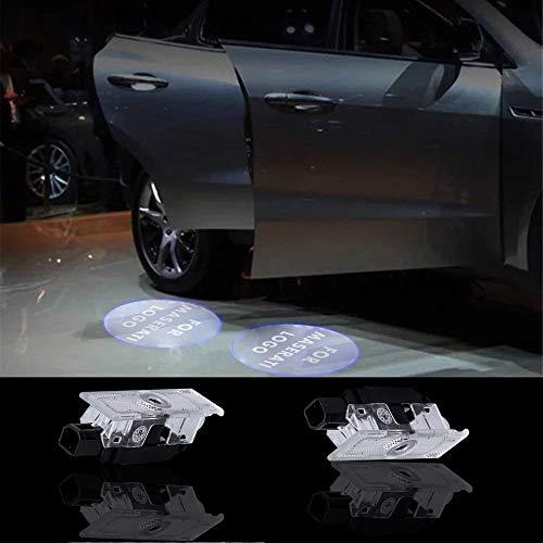 Shadow Ghost - Auto Tür LED Logo Projektor Light