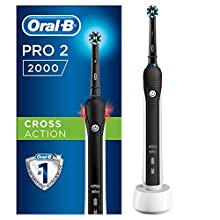Oral-B Pro 2 2000 Braun Electric Toothbrush