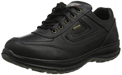0312782475b39 Grisport Airwalker Shoe, Chaussures de Randonnée Basses Homme, Noir (Black  0), 43 EU