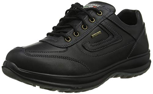 Grisport airwalker shoe, stivali da escursionismo uomo, nero (black 0), 43 eu