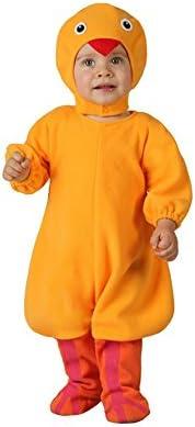Disfraz de Pollito amarillo para bebés