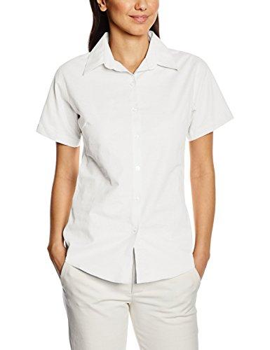 Premier Workwear Signature Oxford Ladies Short Sleeve Shirt