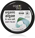 Organic Shop Algas del Atlántico Exfoliante Corporal - 250 ml