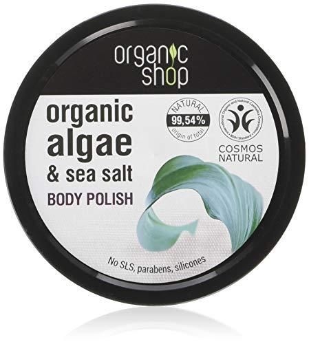 Organic Shop Algas Atlántico Exfoliante Corporal