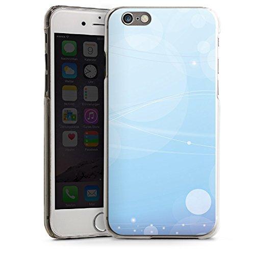 Apple iPhone 5s Housse Étui Protection Coque Lumière Motif Motif CasDur transparent