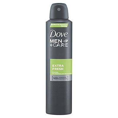 Dove Men+Care Extra Fresh Aerosol AntiPerspirant Deodorant