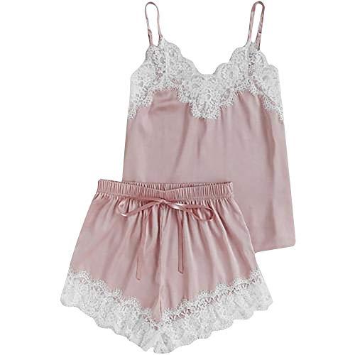 Bodysuit Ärmellos Fetiche Dessous Shapewear 48 Frauen Babydoll Miederslip Niedrige Taille Kleid Knielang Shapewear String Formende Unterwäsche Batist Nachthemd Bademäntel Pink -