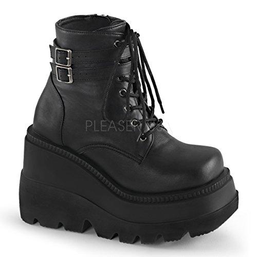 Demonia Women's Shaker 52 Ankle Boots