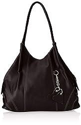 Fostelo Handbag (Brown) (Fsb-147)