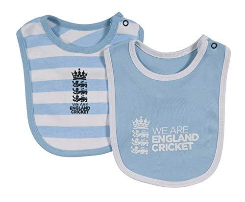 England Cricket Kinder Supporters Kleinkinder Future England Captain Tee Einheitsgröße White/Sky