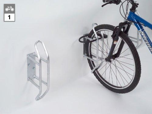 Preisvergleich Produktbild Fahrradständer - Wandparker 3490 mit Einstellwinkel 90 Grad