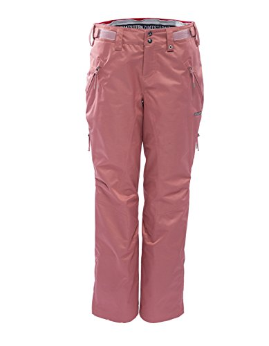 Zimtstern Damen Zlender Herringbone Snow Pants, Ash Rose, M