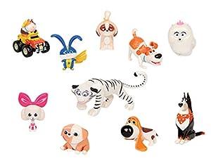 JP Secret Life of Pets 2- Juguetes, Color (Flair Leisure Products ECE07000)
