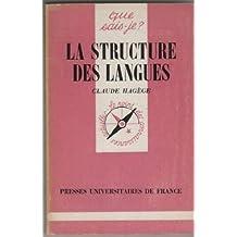 Structure des Langues (la)