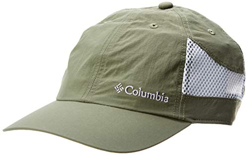 Imagen de columbia tech shade hat   unisex, verde cypress , talla única alternativa