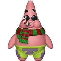 FunKo - Pop! : Spongebob Squarepants: Patrick Xmas, Mehrfarbig, 33924