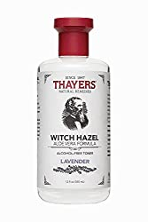 Thayers Alcohol-Free Lavender Witch Hazel Toner with Aloe Vera - 12 Ounce