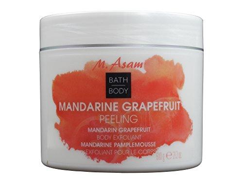 M. Asam Body Peeling Mandarine Grapefruit 600g