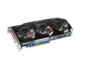 Gigabyte Radeon HD 7970 OC Grafikkarte (PCI-e, 3GB, GDDR5 Speicher, miniDP)