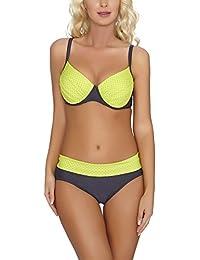 Verano Damen Push Up Bikini Nina
