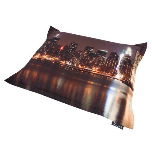 Designer Limited Edition Bazaar Bag New York Skyline Designer Bean Bag - Indoor/Outdoor Bean Bags