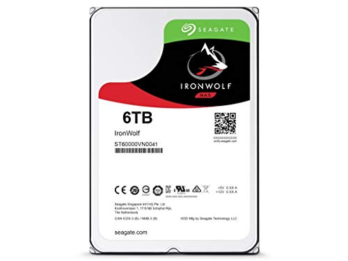 Seagate ST6000VN0041 6000GB Internal Hard Disk Drive