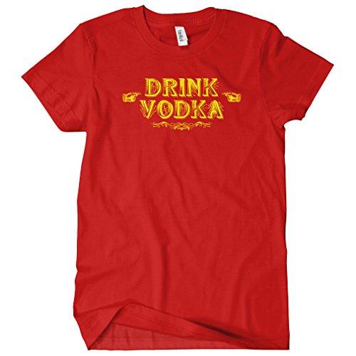 smash-transit-t-shirt-col-rond-manches-courtes-femme-rouge-medium