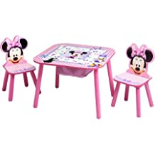 Set Tavolo E Sedie Minnie.Amazon It Tavolo E Sedie Disney