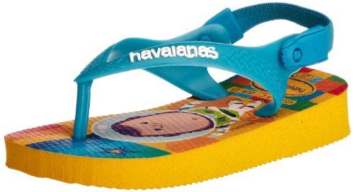 Havaianas Baby Pixar, Infradito Ragazzo, Banana yellow, 22 EU (20 BR)
