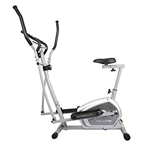 Welcare Elliptical Cross Trainer WC6044,India's Most Trusted Fitness Equipment's Brand