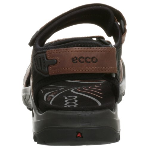 Ecco OFFROAD Herren Outdoor Fitnessschuhe Schwarz (BISON/BLACK/BLACK 52340)