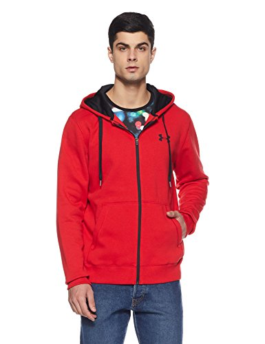 Under Armour Rival Fitted Full Zip Men's Warm-up Top