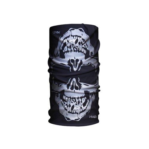 Pañuelo HAD Head Accessoires Original, Hungry Skull BM (calavera hambrienta), talla única,...