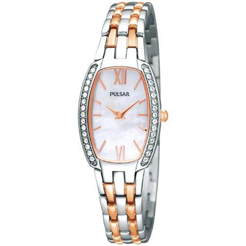 Pulsar PTA493X1 Pearl Dial Ladies Dress Watch