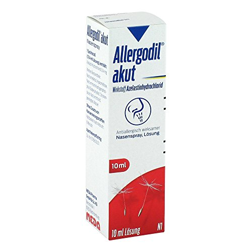 Allergodil akut 10 ml