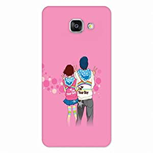 Cell Planet High Quality 3D Designer Back Cover For Samsung Galaxy A5 (2016)