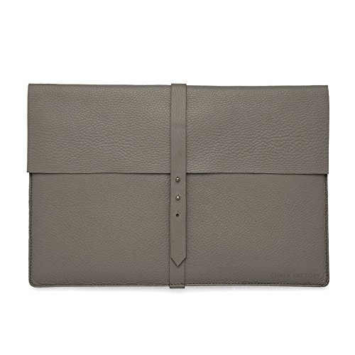 Chalk Factory Genuine Leather Sleeve / Cover / Case for ASUS x555lj-xx130d Laptop #CYMULTI, Tan  available at amazon for Rs.2999
